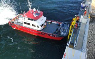 boat landing system