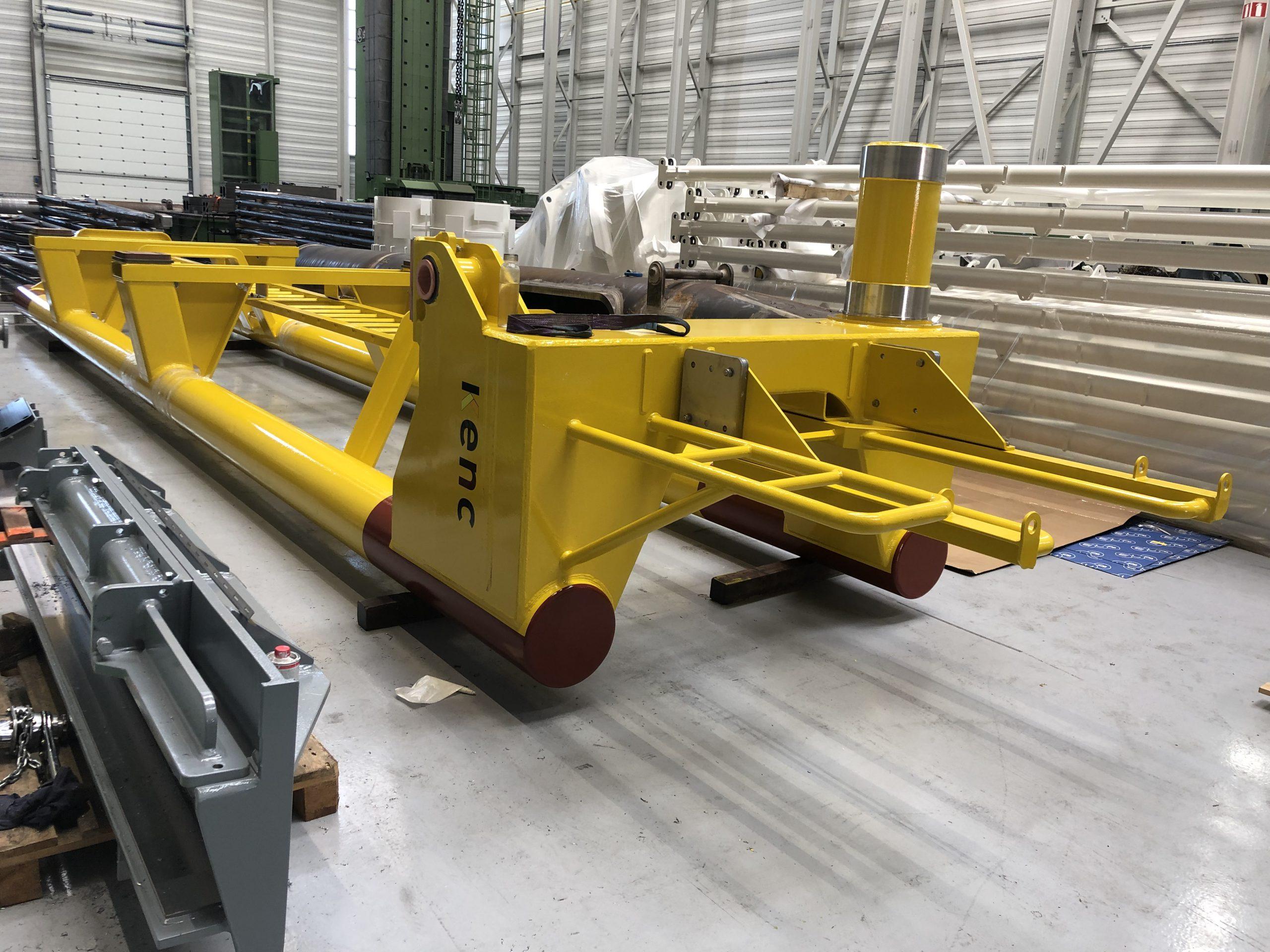 boat landing fabrication